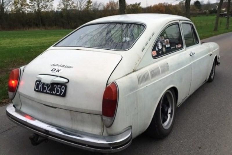 S 230 Nket Vw 1600 Tl Fastback Fra 1972 Budgetklassiker Dk